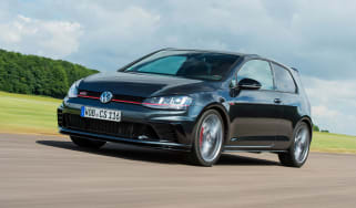 Volkswagen Golf GTI Clubsport S - front