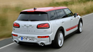 MINI Clubman JCW - rear
