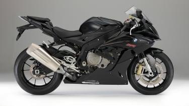 BMW S1000RR Sport black