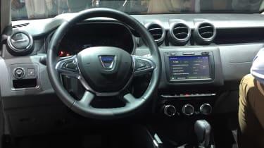 Dacia Duster - Frankfurt dash
