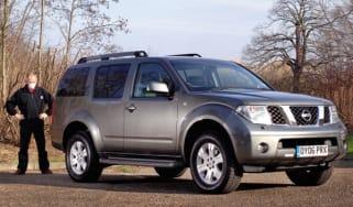 Nissan Pathfinder 2.5 dCi T-Spec