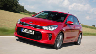 Most reliable small cars to buy 2021 - Kia Rio