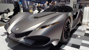 Isorivolta Vision Gran Turismo front