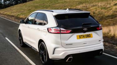Ford Edge facelift 2018 rear