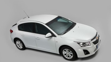 Used Chevrolet Cruze top right