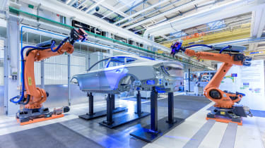 Car factory of the future - header