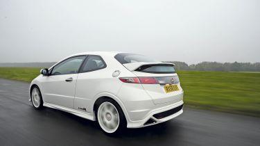 Honda Civic Type R Ch. White