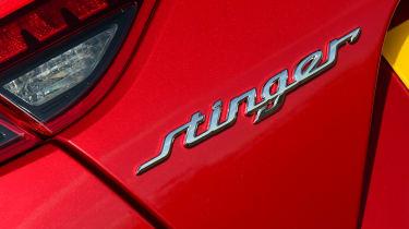 2021 Kia Stinger GT-S 3.3 T-GDi V6 - badge