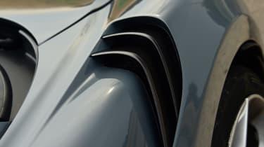 McLaren 600LT Spider - air vent