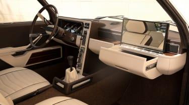 BMW Garmisch concept - interior
