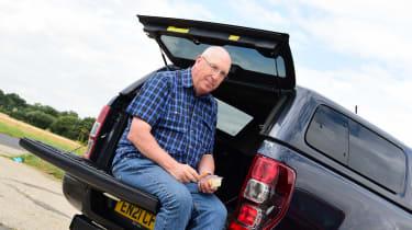 Ford Ranger Wildtrack long termer - first report Kim Adams