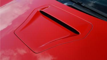 UK Honda Civic Type R 2017 - bonnet scoop