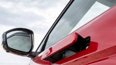 Range Rover Evoque - door handle
