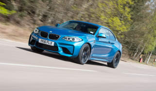 BMW M2 group - front tracking