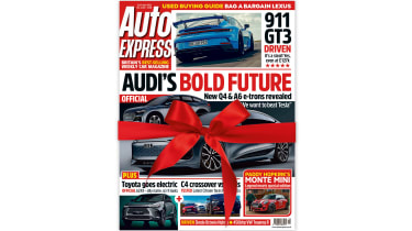 Auto Express gift subscription