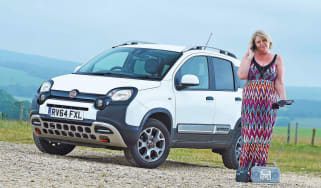 Fiat Panda Cross - LT header