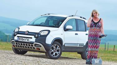 Fiat Panda Cross - LT header