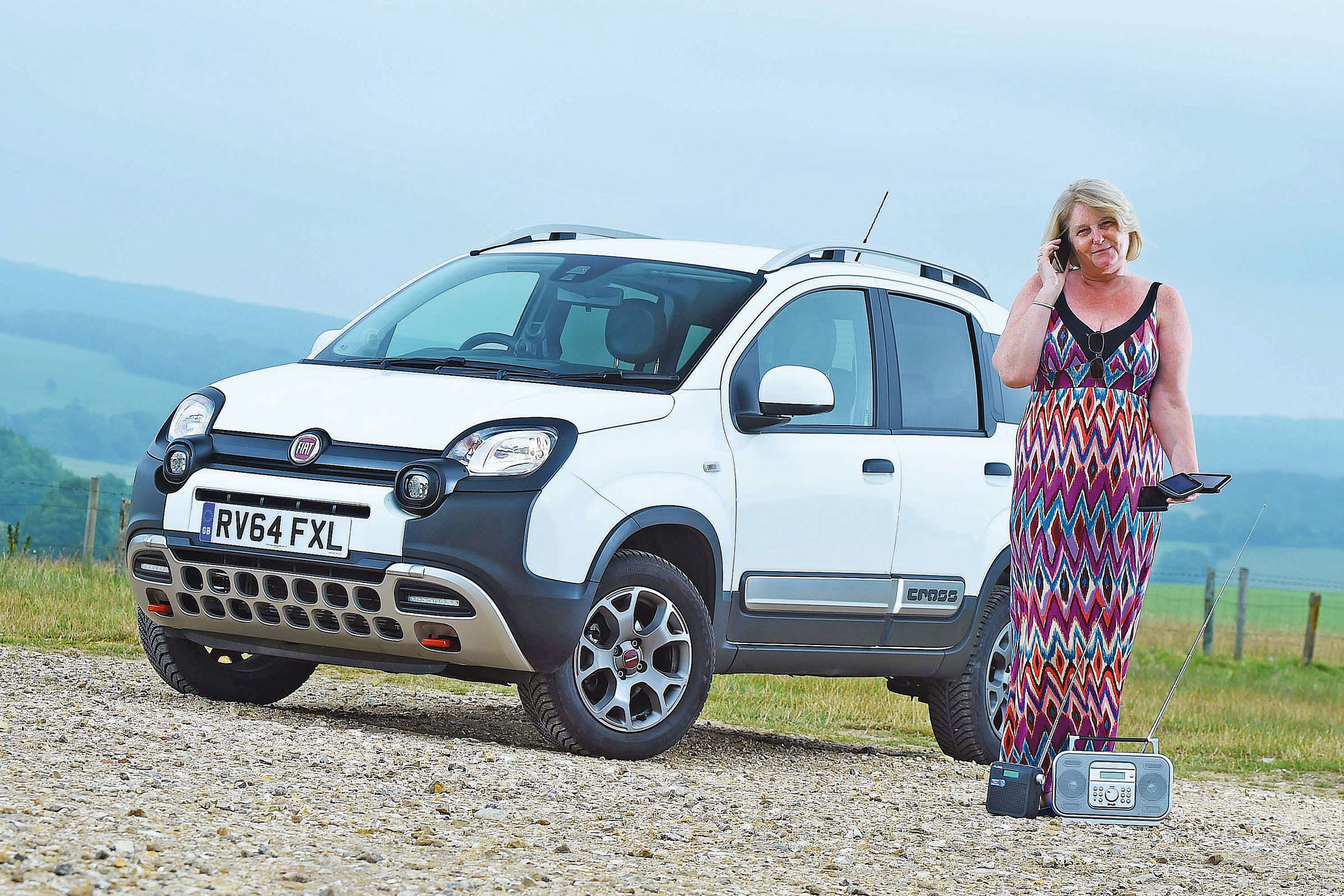 Long Term Test Review Fiat Panda Cross Auto Express
