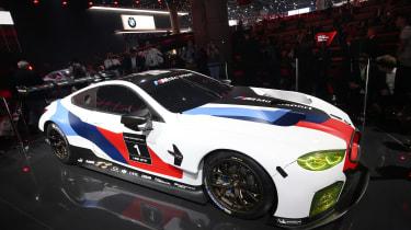 BMW M8 GTE - Frankfurt front