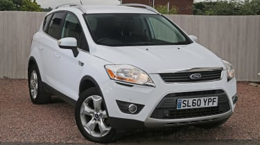 Used Ford Kuga - front