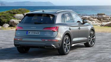 Audi Q5 Sportback TFSI e PHEV - rear