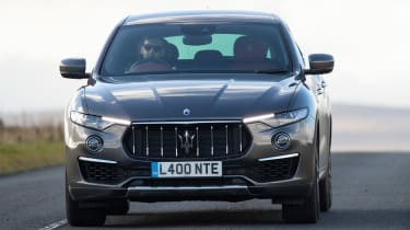 Maserati Levante GranLusso - front action