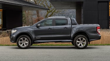 Ford Ranger MS-RT - side