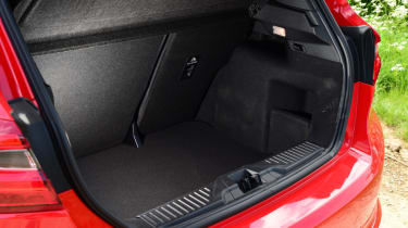 Ford Fiesta ST-Line boot space
