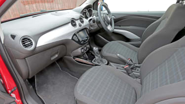 Used Vauxhall Adam - front seats