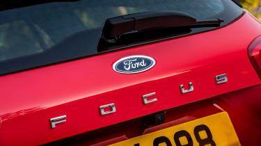 Ford Focus Estate - rear badge