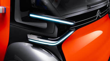 Citroen AMI ONE concept - detail