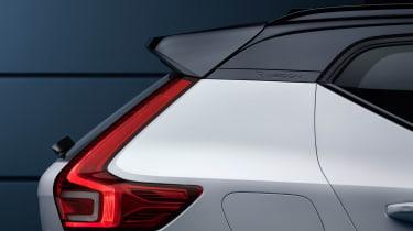 Volvo XC40 - rear profile