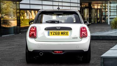 MINI Classic - full rear