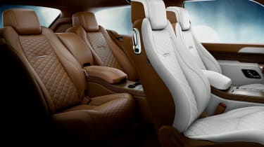 Range Rover SV Coupe - seats