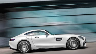 Mercedes-AMG GT - rear