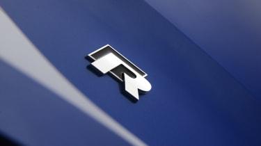 Volkswagen T-Roc R - R badge