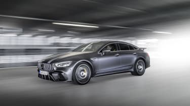 Mercedes-AMG GT 63 S - front