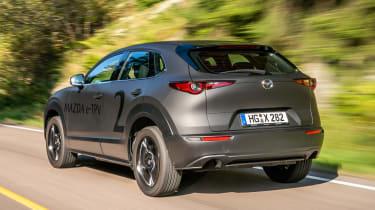 Mazda EV prototype - rear