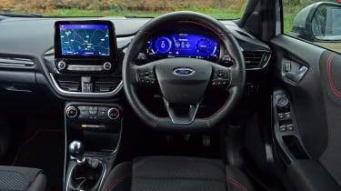 Ford Puma ST-Line: long-term test review - interior