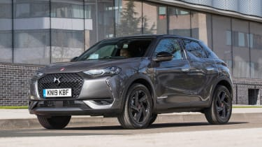DS 3 Crossback - front static