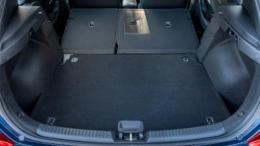 New Hyundai i30 - boot seats down