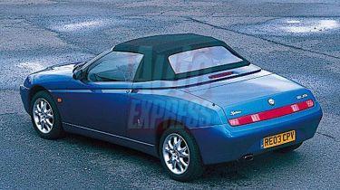 Top 10 Future Classics - Alfa Romeo Spider