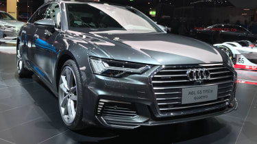 Audi A6L TFSI