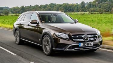 Mercedes E-Class All-Terrain - front