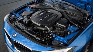 BMW 3 Series GT - engine
