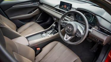 Mazda 6 Kuro edition - interior