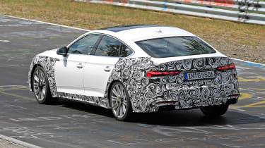 Audi S5 Sportback - spyshot 6