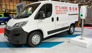Citroen Relay Electric