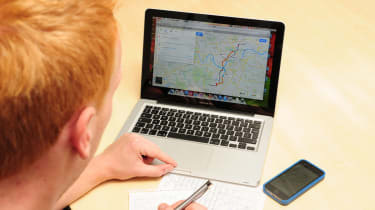 Route planner testing