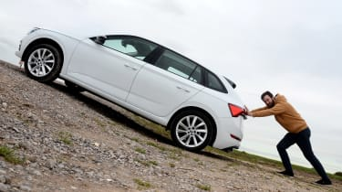 Skoda Scala - long termer header